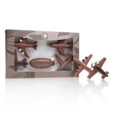 Chocolate Planes Set