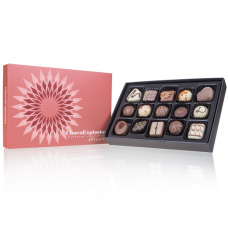Elegant pralines, pralines for ladies